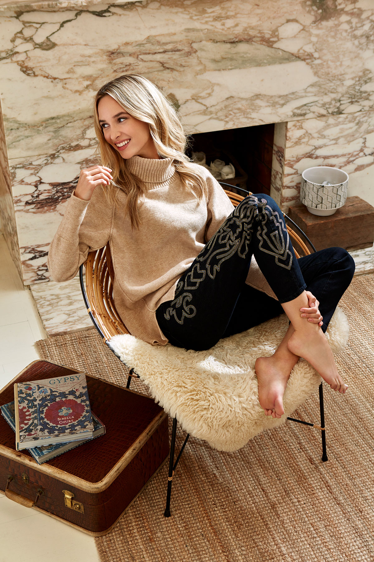 FDJ French Dressing Jeans - fall look